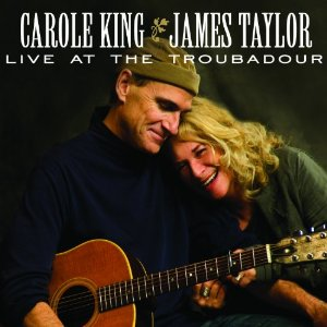 James Taylor and Carole King: Live At the Troubadour CD/DVD