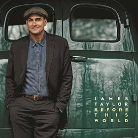 James Taylor - Before This World CD/DVD