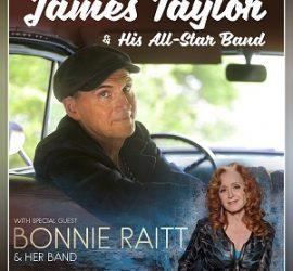 JT and Bonnie Raitt
